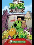 Plants vs. Zombies, Volume 4: Grown Sweet Home
