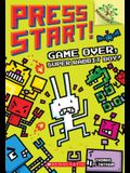 Game Over, Super Rabbit Boy! Branches Book (Press Start! #1), Volume 1