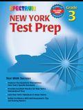 Spectrum New York Test Prep, Grade 3 (Spectrum (McGraw-Hill))