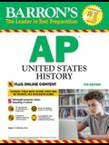 AP United States History: With Online Tests