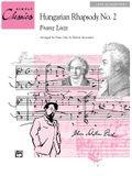 Hungarian Rhapsody No. 2: Sheet