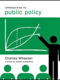 Introduction to Public Policy