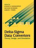 Delta-SIGMA Data Converters: Theory, Design, and Simulation