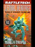 Lethal Heritage: Blood of Kerensky