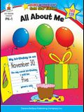 All about Me, Grades Pk - 1: Gold Star Edition