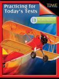 Time for Kids: Practicing for Today's Tests Mathematics Level 3: Time for Kids