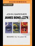 John Gardner - James Bond Series: Books 13, 14, and 16: Never Send Flowers, Seafire, Cold