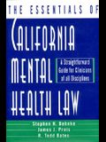 Essentials of California Mental Health Law
