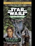 Conquest: Star Wars Legends: Edge of Victory, Book I