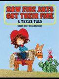 How Fire Ants Got Their Fire: A Texas Tale