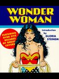 Wonder Woman : Featuring over Five Decades of Great Covers (Tiny Folio)