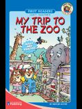 My Trip to the Zoo, Grades Pk - K: Level 1
