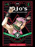 Jojo's Bizarre Adventure: Part 2--Battle Tendency, Vol. 3, Volume 3