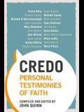 Credo: Personal Testimonies of Faith