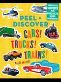 Peel + Discover: Cars, Trucks, and Trains (and More)