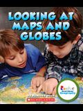 Looking at Maps and Globes (Rookie Read-About Geography: Map Skills)