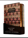 Dracula Gift Pack - Lined Notebook & Novel