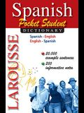 Larousse Pocket Student Dictionary: Spanish-English / English-Spanish