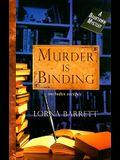 Murder Is Binding: A Booktown Mystery (Wheeler Cozy Mystery)