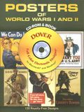 Posters of World Wars I and II CD-ROM and Book [With CDROM]
