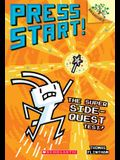 The Super Side-Quest Test!: A Branches Book (Press Start! #6), 6