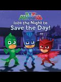 Into the Night to Save the Day!