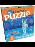 My New York Puzzle: The Statue of Liberty