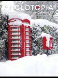 Anglotopia Magazine - Issue #8 - The Anglophile Magazine - Christmas in England, Birmingham, Cadbury, World War II, Boxing Day, Penguin Books, British