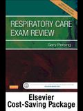 Respiratory Care Exam Review - Elsevier eBook on Intel Education Study + Evolve Exam Review Access (Retail Access Cards)