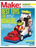 Make: Technology on Your Time, Volume 41: Tinkering Toys