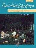Spirituals for Solo Singers: Medium Low Voice, Book & CD