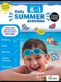 Daily Summer Activities: Moving from Kindergarten to 1st Grade, Grades K-1