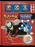 Pokémon Training Manual [With Book and Poke Ball Erasers]