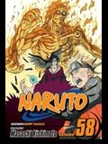 Naruto, Vol. 58, 58