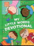 My Little Words Devotional