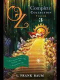 Oz, the Complete Collection, Volume 3, 3: The Patchwork Girl of Oz; Tik-Tok of Oz; The Scarecrow of Oz