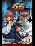 Yu-Gi-Oh! 5d's, Vol. 8, 8