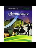 ¡avancemos!: Student Edition Level 1b 2013