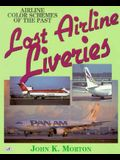 Lost Airline Liveries: Airline Color Schemes of the Past