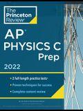 Princeton Review AP Physics C Prep, 2022: Practice Tests + Complete Content Review + Strategies & Techniques