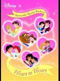 Heart to Heart (Disney Princess) (Hologramatic Sticker Book)