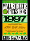 Wall Street's Picks For 1997