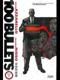 100 Bullets The Deluxe Edition Book One