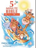 5-Minute Bible: 100 Stories and 100 Songs