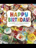 Happy Birthday!: A Spot-It Challenge