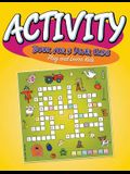 Activity Book For 3 Year Olds: Play and Learn Kids