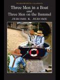 Three Men in a Boat & Three Men on the Bummel