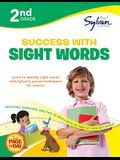 Second Grade Success with Sight Words (Sylvan Workbooks) (Sylvan Language Arts Workbooks)