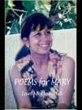 Poems for Mary