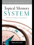 Topical Memory System, Memory Verse Cards: Hide God's Word in Your Heart